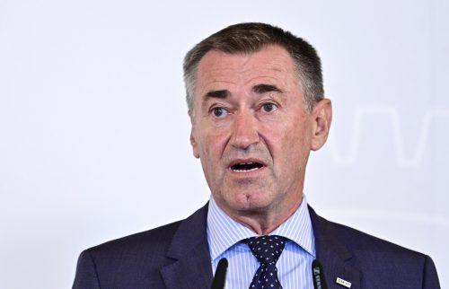 Generaldirektor Franz Lang bestätigte die festgestellten Mängel. APA/Punz