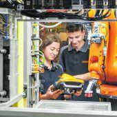 Faszination Maschine – Mechatronik als neunter Lehrberuf bei Blum
