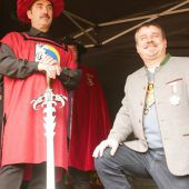 Vom Stadtrat zum Ritter