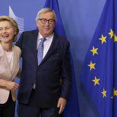 Neue EU-Kommission in den Startlöchern