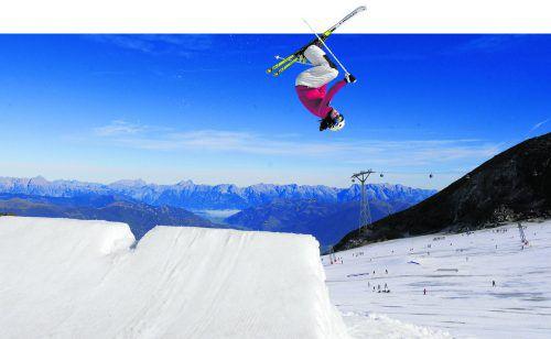 Gina Pfeiffer möchte mit guten Leistungen im Buckelpisten-Weltcup aufzeigen. Das Ziel sind die Olympischen Winterspiele 2022 in Peking.span