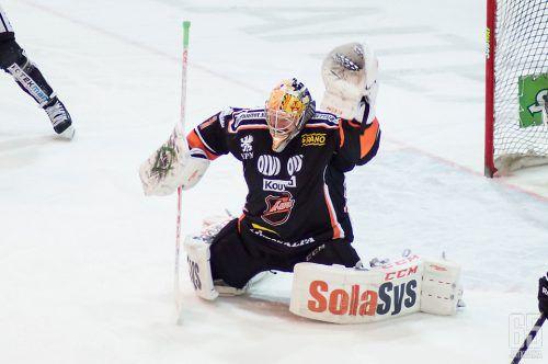 Goalie Juha Järvenpää war zuletzt ohne Verein.Club