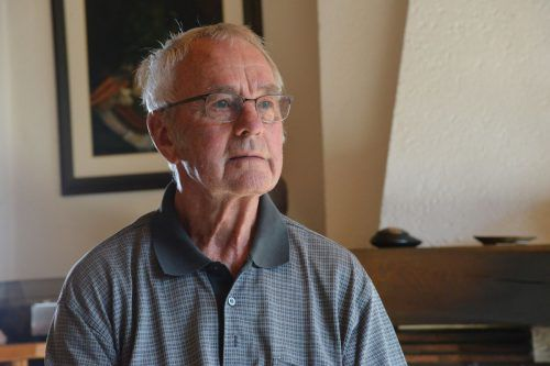 Hartmut Dünser aus Kennelbach wird am Freitag der Romero-Preis verliehen.