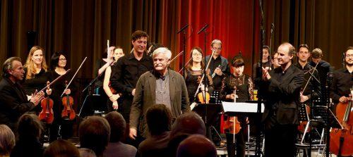 Höhepunkt des Festivals war die Uraufführung von Nikolaus Brass durch das Symphonieorchester Vorarlberger unter Daniel Lindon-France mit Hubert Dragschnig. Thurner