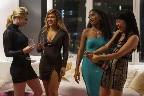 """""""Hustlers"""" ist eine Mischung aus Gangsterfilm und Stripperdrama mit J.Lo in der Hauptrolle. ap"""