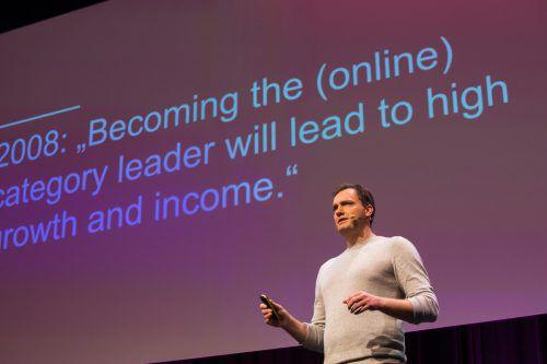 Im E-Commerce können Unternehmen laut Alexander Graf derzeit entweder als großer Marktplatz oder als Nischen-Spezialist erfolgreich sein.