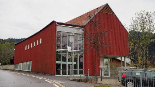 Im Gebäude der VS Dafins ist auch der Kindergarten untergebracht. egle