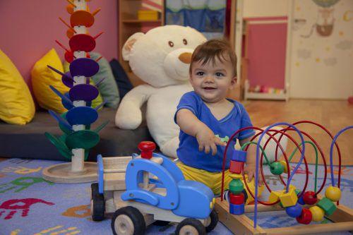 Für die Kleinsten soll es auch in Zukunft die beste Betreuung geben.meznarmedia