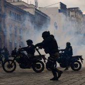 Bolivien kommt nicht zur Ruhe