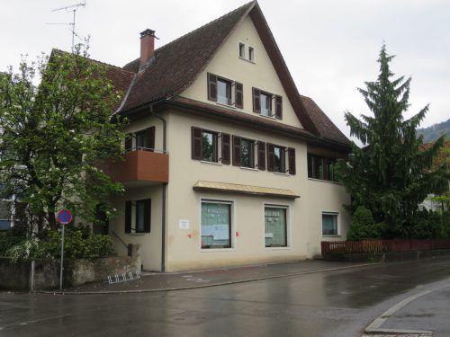 In diesem Gebäude ist der neue Mädchentreff untergebracht. Stadt Dornbirn