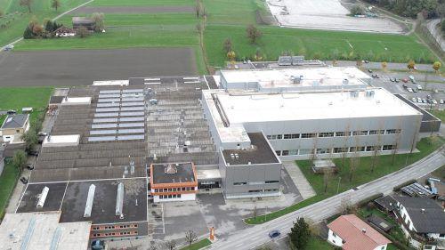 In Gaißau sollen neue Produktions- und Lagerflächen sowie ein Hochregallager entstehen. blum