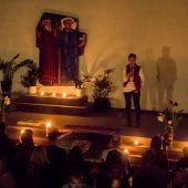 Gedächtnisfeier für getöteten Michi Perauer