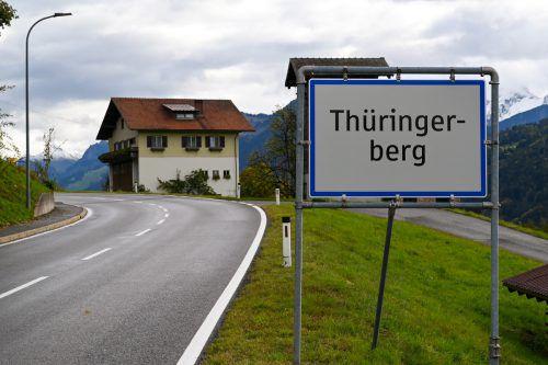 In Thüringerberg wird kräftig in die Wasserversorgung investiert. vn/lerch