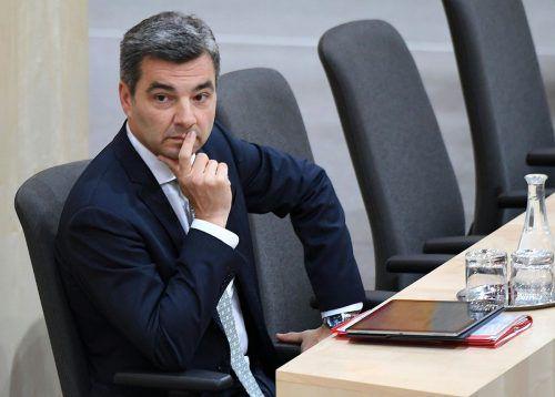 Innenminister Peschorn lud am Dienstag die Parteien zum Gespräch. Ein Kompromiss steht noch aus. Die Ausschussberatungen finden am 3. Dezember statt.APA