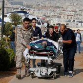 Touristen in Jordanien von Messerangreifer verletzt