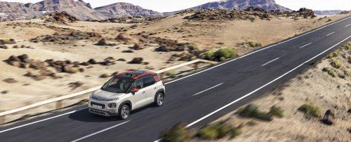 Je nach Wunsch und Geschmack kann man den Citroën C3 Aircross kräftig bunt oder dezent monochrom ausstaffieren. Der Auffallfaktor bleibt trotzdem hoch.