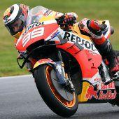Valencia letztes Rennen von Lorenzo