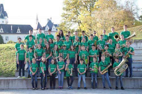 Jugendmusik der Stadtmusik Dornbirn.jugendmusik Dornbirn