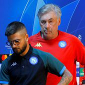 Aufruhr in Neapel, Spieler stärken Trainer