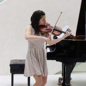 Violinen-Wirbelwinde auf Weltreise