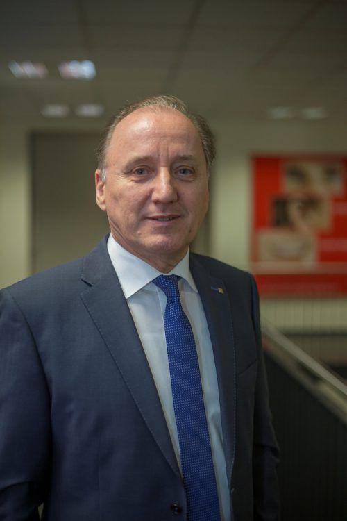 Landesdirektor Burkhard Berchtel, Wiener Städtische Versicherung.