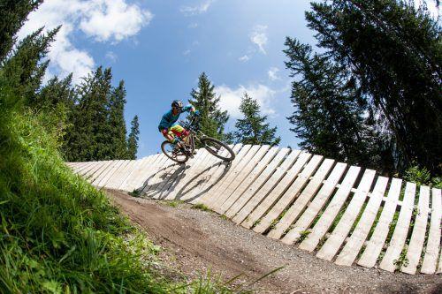 Landschaft und die Möglichkeiten zur sportlichen Betätigung in dieser locken im Sommer die Gäste in Vorarlbergs Destinationen. FA/Fail