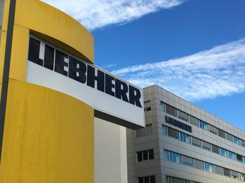 Liebherr darf sein Produktionswerk in Nenzing erweitern. Aus der Landesgrünzone werden sechs Hektar herausgenommen.vol.at/Rauch