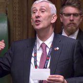 Hoyle folgt Bercow als Präsident des britischen Unterhauses