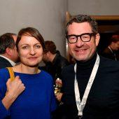 "<p class=""caption"">Lisa Berger-Rudisch (TT) und Kai Diekmann (CEO Storymachine).</p>"