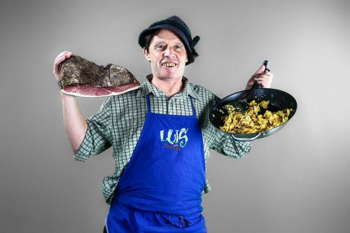 Luis aus Südtirol: Speck oder Schmorrn – oder beides?               Naima-Indigo-Photography