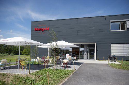 Mangold wollte ein effizientes Betriebsgebäude, i+R realisierte es. VN/Rhomberg