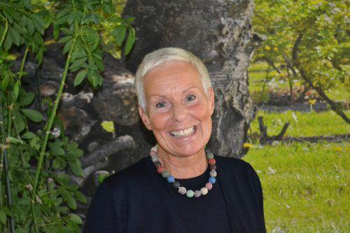 Margit Müller-Bischof begleitet Menschen in schwierigen Situationen. BI