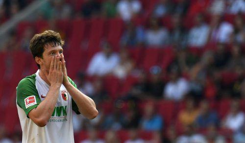 Michael Gregoritsch soll sich nach der Winterpause das Schalke-Dress überstreifen.AFP