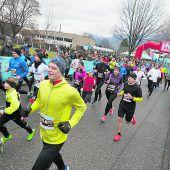 Sich beim Altacher Silvesterlauf sportlich von 2019 verabschieden