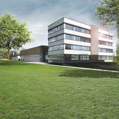 Nething Generalplaner entwarf die neuen GTL-Betriebsgebäude. GTL