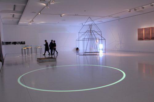 Nicht nur Noah hätte seine Freude an diesen Miniarchen der Künstlerin Barbara Geyer gehabt. Ariane Grabher