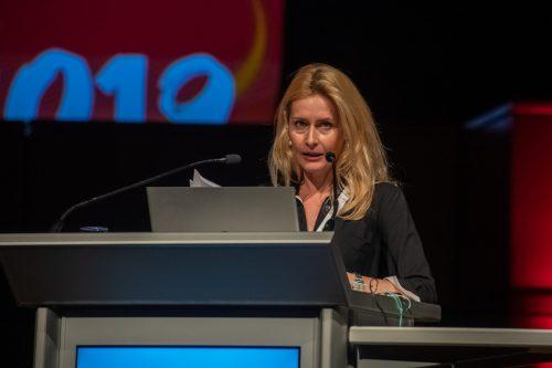 Nicole Concin liegt die Frauengesundheit sehr am Herzen. esgo