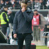 Hütter erlebt Sternstunde gegen Bayern