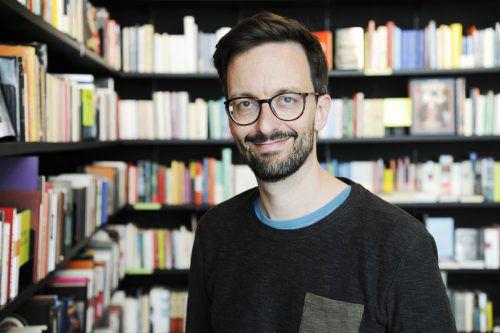 """Onkologe und gefühlvoller Schriftsteller: David Fuchs liest am Donnerstag in der Bugo Göfis aus seinem Debütroman """"Bevor wir verschwinden"""". Haymon Verlag"""