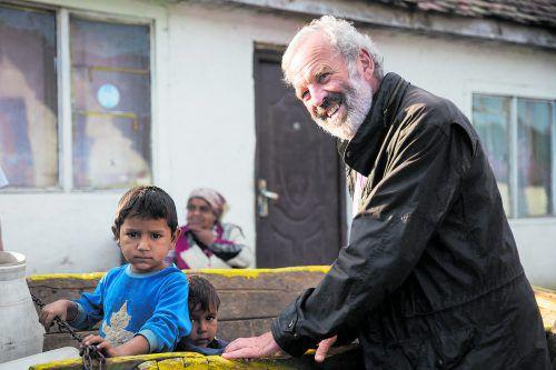 Pater Georg Sporschill SJ, Gründer und Vorstand von ELIJAH.