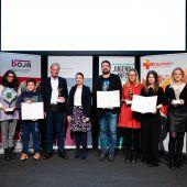 Dornbirner räumen Jugendpreis ab
