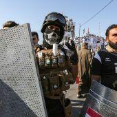 Nahost-Unrast greift auf Iran über