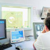 Strahlen im Beruf bei den Vorarlberger Landeskrankenhäusern