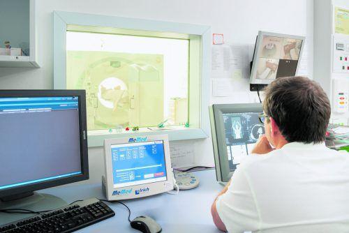 Radiologietechnologinnen und Radiologietechnologen haben einen vielseitigen Beruf.