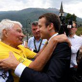 Frankreichs Rad-Idol Poulidor verstorben