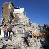 Beben erschüttert Albanien