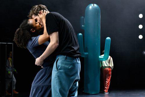 """Roman-Klassiker """"Früchte des Zorns"""" wurde von Christopher Rüping für die Bühne adaptiert. Schauspielhaus/Aubry"""