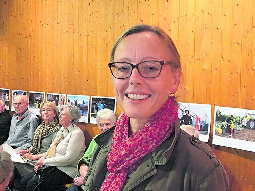 Sabine Gritzner-Stoffers: Viel von der Sozialgesetzgebung der Bibel ist leider verloren gegangen.TM