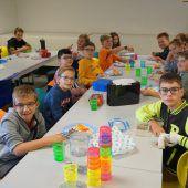 Klostertaler Kinder rundum versorgt