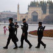 Wie Uiguren überwacht und verfolgt werden